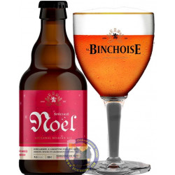 Buy-Achat-Purchase - Binchoise Special Noel 9° -1/3L - Christmas Beers -