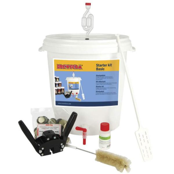 Buy-Achat-Purchase - Brewferm starter's kit Basic - Starter Kits -