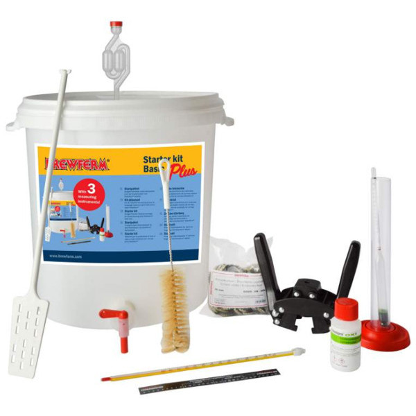 Brewferm Starter kit Basic Plus - Starter Kits -