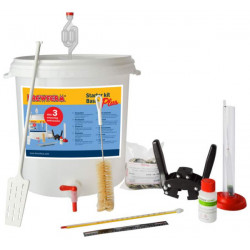 Starter's kit Basic Plus + Beer kit pils for 12/20 l - Starter Kits -