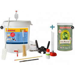 Starter's kit Basic Plus + Beer kit IPA for 12 l - Starter Kits -