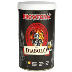 Beer kit Brewferm Diabolo for 9L - Brewing Kits -