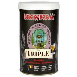Beer kit Brewferm Triple for 9L - Brewing Kits -