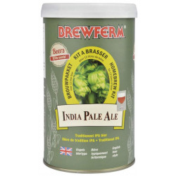 Beer kit Brewferm IPA for 12L - Brewing Kits -