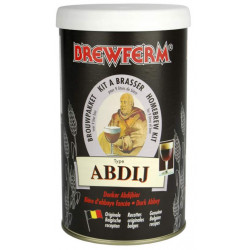 Beer kit Brewferm Abbey-Beer for 9L - Brewing Kits -