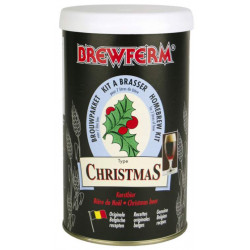 Beer kit Brewferm Christmas for 7L - Brewing Kits -