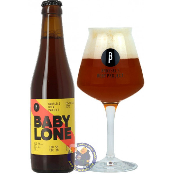 Buy-Achat-Purchase - Brussels Beer Project Babylone 7° -1/3L - Special beers -