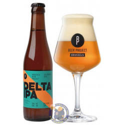 Buy-Achat-Purchase - Brussels Beer Project Delta IPA 6.5° - 1/3L - Special beers -