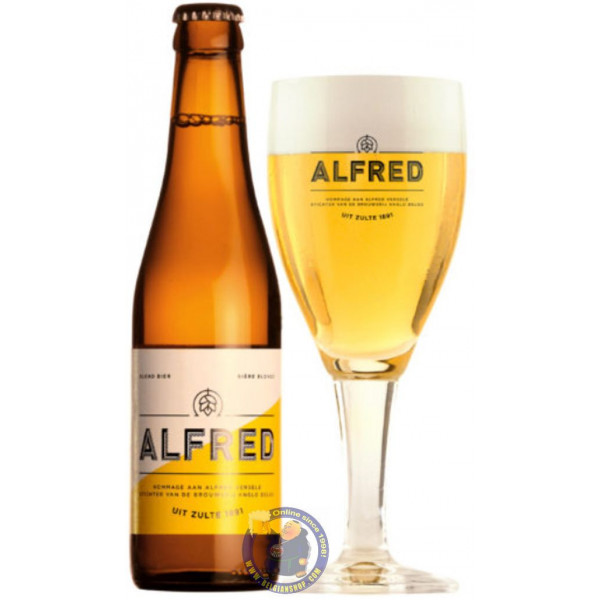 Alfred 7.8° - 1/3L - Special beers -
