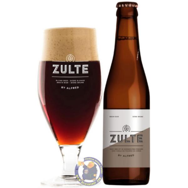 Zulte Bruin 5.1° - 1/3 - Special beers -