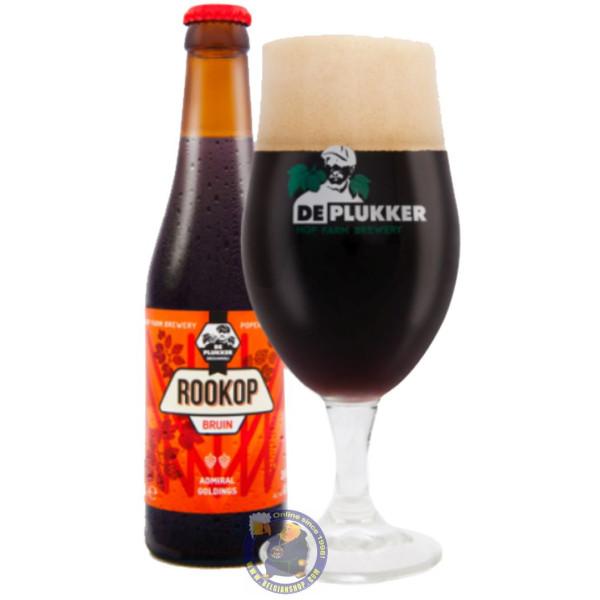 Buy-Achat-Purchase - De Plukker Rookop 6.5° - 1/3L - Special beers -