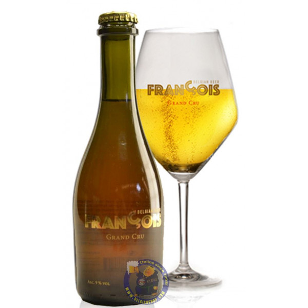 Buy-Achat-Purchase - François Grand Cru 9° - 1/3L - Special beers -