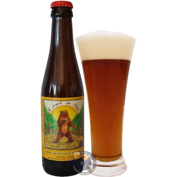 Buy-Achat-Purchase - Le Pavé de l'Ours 7.5° -1/4L - Special beers -