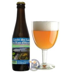 Cuvée des Lacs de l'Eau d'Heure 5.2° -1/4L - Special beers -