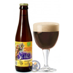 Buy-Achat-Purchase - Silenrieux Sara Brune (Bio) 6° -1/4L - Special beers -