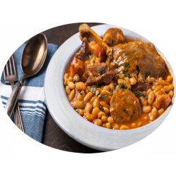 Cassoulet 800g - Ready Meal - Everyday