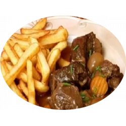 Carbonades Boeuf - Beef Stew 800g - Ready Meal - Everyday
