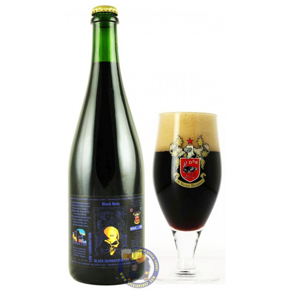Struise Black Damnation XXV - Black Nuts - 13° -3/4L - Special beers -