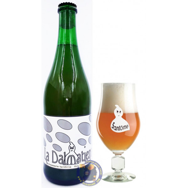 Buy-Achat-Purchase - Fantôme La Dalmatienne 8° - 3/4L - Special beers -