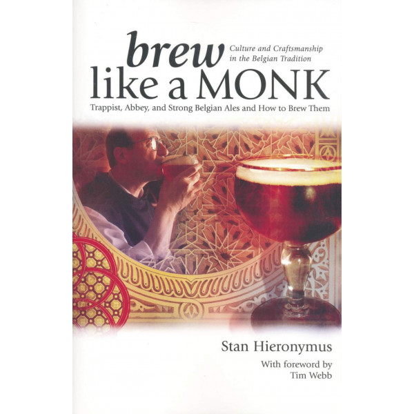 Brew like a monk - 272 pages - Books -