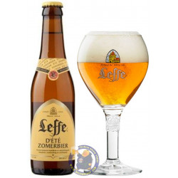 Buy-Achat-Purchase - Leffe d'Eté - Summer 5.2° - 1/3L - Abbey beers -