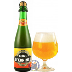 Buy-Achat-Purchase - De Koninck Oude Geuze 6° - 37,5cl - Geuze Lambic Fruits -