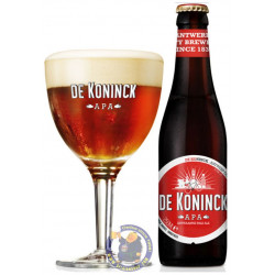Buy-Achat-Purchase - De Koninck Bolleke APA 5.2° - 1/4L - Special beers -