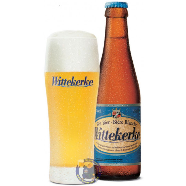 Buy-Achat-Purchase - Wittekerke Wit 5° - 1/4L - White beers -