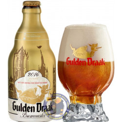 Buy-Achat-Purchase - GULDEN DRAAK BREWMASTER BARREL AGED 10.5 - 1/3L - Special beers -