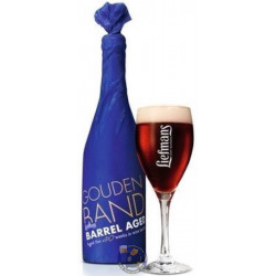 Buy-Achat-Purchase - LIEFMANS GOUDENBAND BARREL AGED 9.5° - 3/4L - Flanders Red -