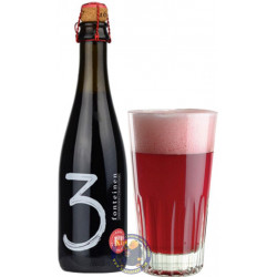 Buy-Achat-Purchase - 3 Fonteinen Oude Kriekeblambik 5.4° - 37.5CL - Geuze Lambic Fruits -