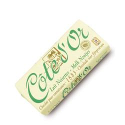 Buy-Achat-Purchase - Côte d'Or Milk Hazelnuts Lait Noisettes 2x75g - Cote d'Or - Cote D'OR