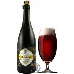Buy-Achat-Purchase - De Oude Cam Wilde Bosbessem 6° - 3/4L - Geuze Lambic Fruits -
