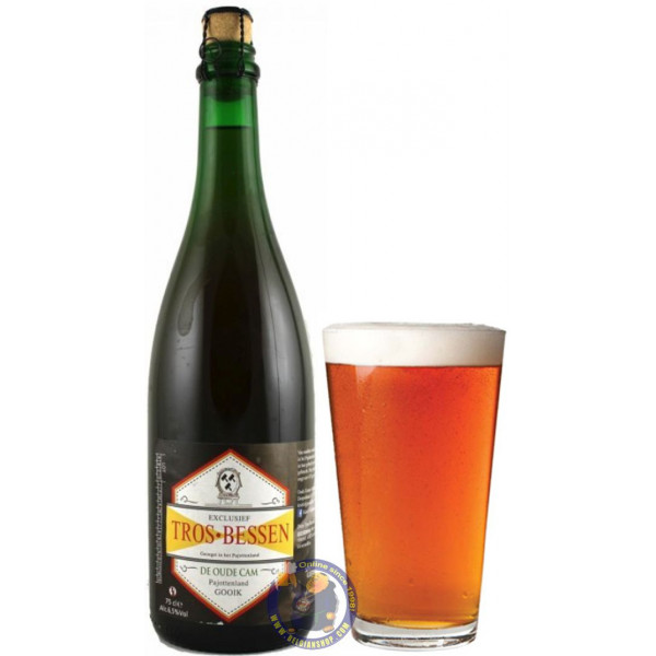 Buy-Achat-Purchase - De Oude Cam Trosbessen 6.5° - 3/4L - Geuze Lambic Fruits -