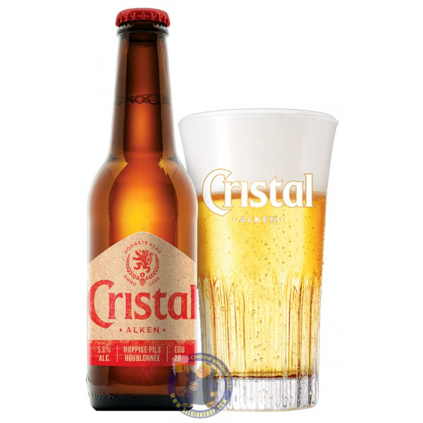 Buy-Achat-Purchase - Cristal Alken Pils 5° - 1/4L - Pils -