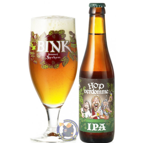 Buy-Achat-Purchase - HOPverdomme IPA 7° - Special beers -