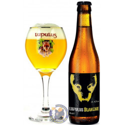 Buy-Achat-Purchase - Lupulus Blanche 4.5° - 1/3L - White beers -