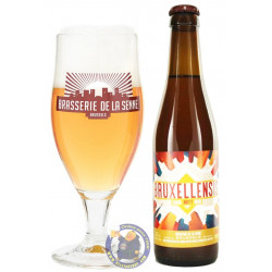Buy-Achat-Purchase - De la Senne Bruxellensis 6.5° - 1/3L - Special beers -