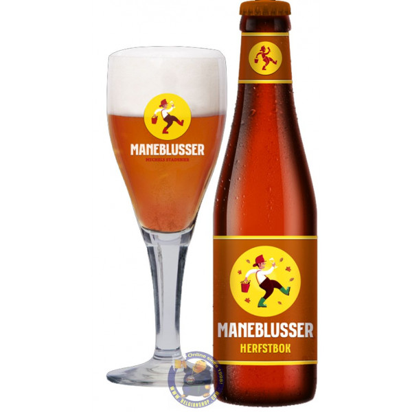 Buy-Achat-Purchase - Maneblusser Herfstbok 6.5° - 1/3L - Special beers -