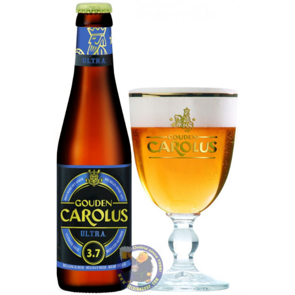 Gouden Carolus UL.T.R.A. 3.7° - 1/3L - Special beers -