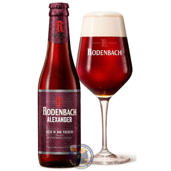 Buy-Achat-Purchase - Rodenbach Alexander 5.6° - 1/3L - Flanders Red -