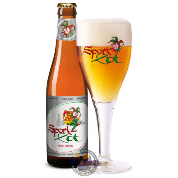 Brugse Sport Zot 0,4° - 1/3L - Special beers -