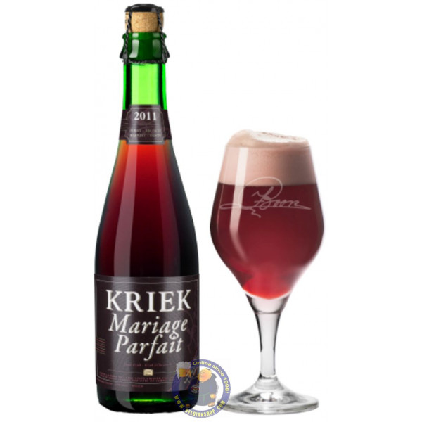 Buy-Achat-Purchase - Boon Kriek Mariage Parfait 8° - 37,5cl - Geuze Lambic Fruits -