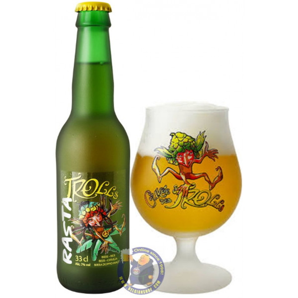 Buy-Achat-Purchase - Rasta Trolls 7° - 1/3L - Special beers -