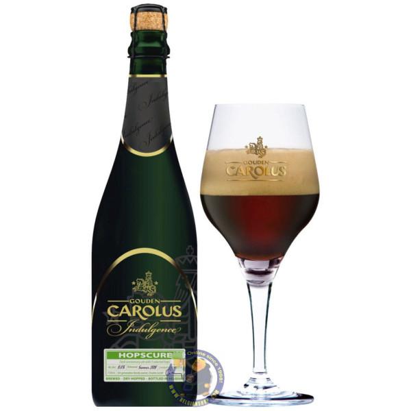 Gouden Carolus Indulgence HOPSCURE 2018 3/4L - Special beers -