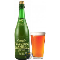 Buy-Achat-Purchase - Belle-Vue Sélection Lambic Gueuze 2018 6.2° - 3/4L - Geuze Lambic Fruits -