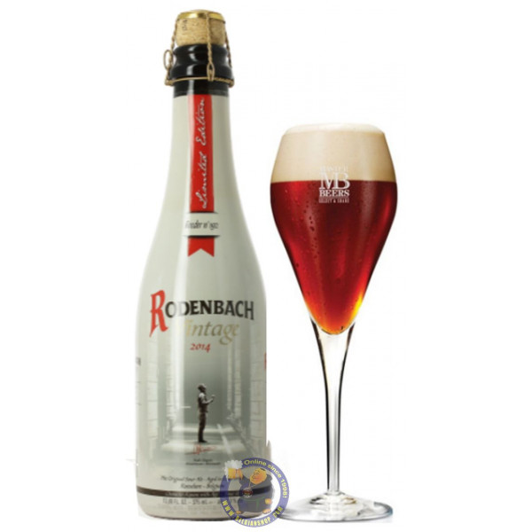 Rodenbach Vintage 2014 7° - 37,5cl - Flanders Red -