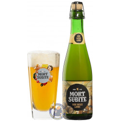 Buy-Achat-Purchase - Mort Subite Oude Gueuze 7.2° - 37,5cl - Geuze Lambic Fruits -