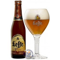 Buy-Achat-Purchase - Leffe Triple 8.4°-1/3L - Abbey beers - Leffe