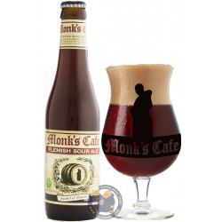 Buy-Achat-Purchase - Monk's Café Flemish Sour Ale 5.5° - 1/3L - Flanders Red -
